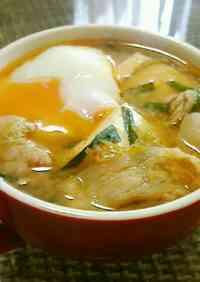 Pork Kimchi Soup
