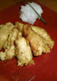 Chicken Tender Tempura
