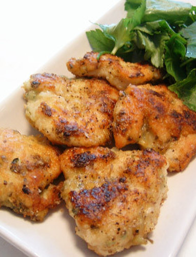 Tender Basil Chicken Breasts