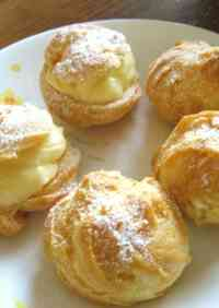 Basic Cream Puffs