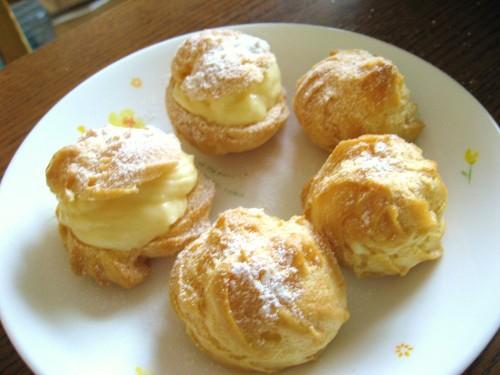 Basic Cream Puffs