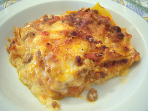 Italian Mamma's Lasagna