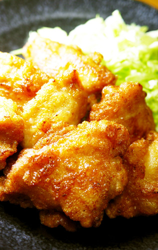 Juicy Karaage Fried Chicken with Cheap Chicken Breasts