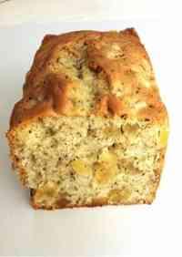 Fluffy Jasmine & Fruit Pound Cake