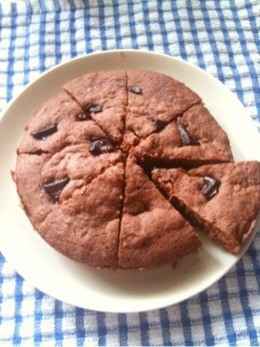 Easy & Rich Chocolate Cake - 3 Ingredients, 3 Minutes in the Microwave