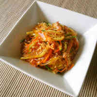 Chinese-style Glass Noodle Salad