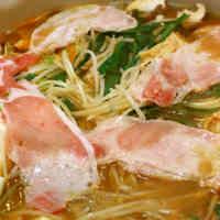 Kimchi Hotpot with Kimchi Stock