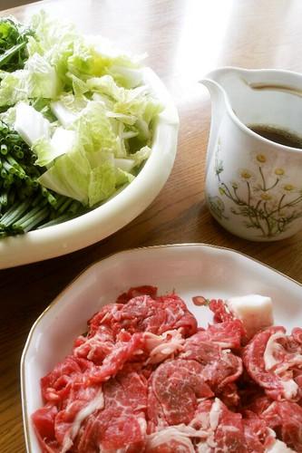 Sukiyaki Sauce (Warishita)