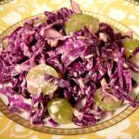 Colorful & Juicy Coleslaw