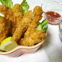Simple & Hospitable ✿ Fried Chicken Tenderloin Sticks ✿