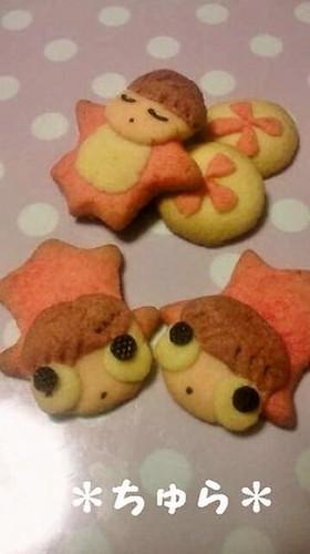 Ghibli Ponyo Cookies