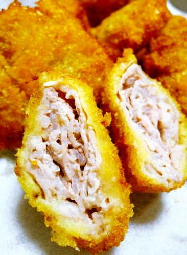 Freeze This For Your Bento! Pork Offcut Tonkatsu