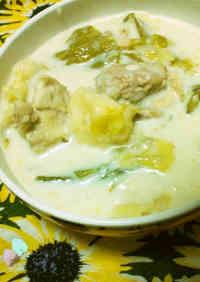 Silky Soup Stew