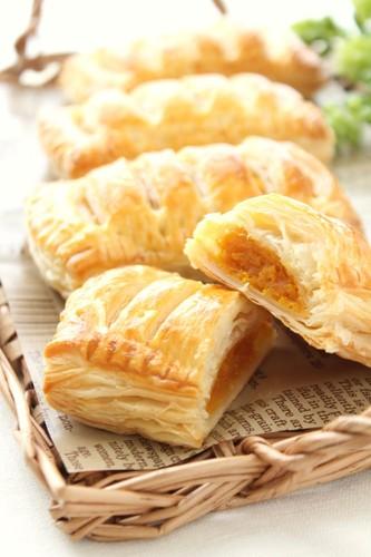Kabocha Pie - An Easy Halloween Snack