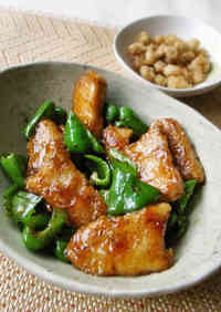 Chinese-style Pan-Fried Cheap Tuna With Green Peppers