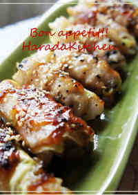 Easy Cabbage Pork Rolls in 10 Minutes