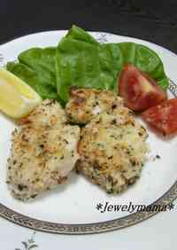 Low Calorie Baked Cod with Herbs and Panko