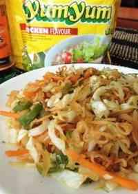 Instant Yakisoba Noodles