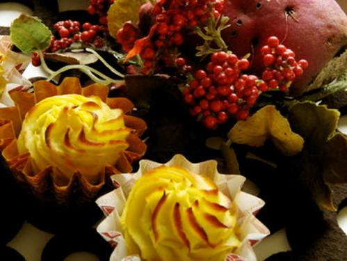 Seasonal Autumn Sweets Fancy Sweet Potato