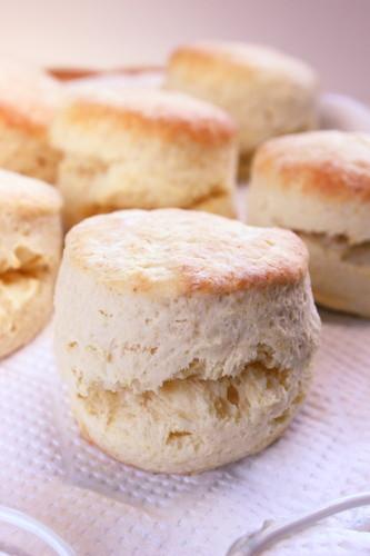 Easy Margarine Scones