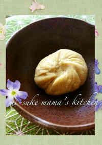 Kuri Kinton (Chestnut Paste) - Chakin-Shibori