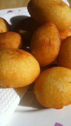 Fried Potato Gnocchi