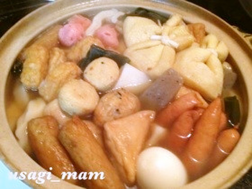 My Family's Oden Recipe