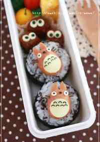 For Charaben Tiny Sausage Totoro