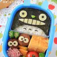 Easy Totoro Charaben (Decorative Bento)