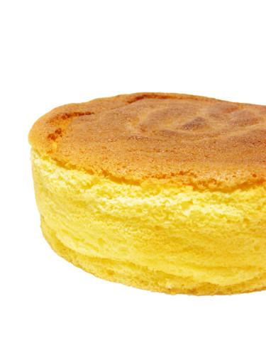 For Beginners: Rice Flour Sponge Cake