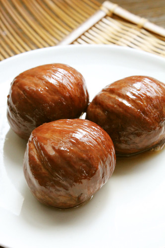 Our Family Recipe for Chestnuts Simmered in Their Inner Skins