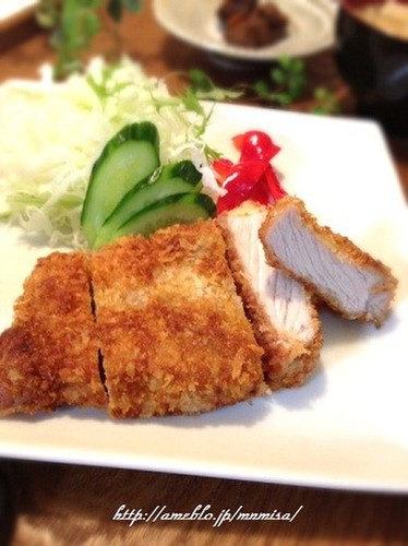 The Secret to Making Soft Tonkatsu