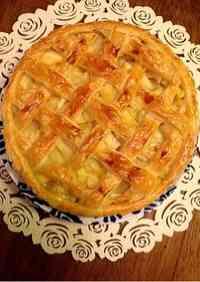 Crispy Apple Pie!