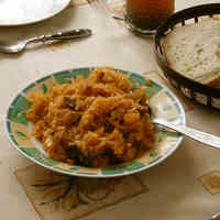 Polish Sauerkraut Cooking: Bigos