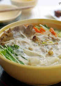 Low Sugar Easy and Healthy Soy Milk Hot Pot