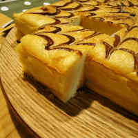 Sweet Potato (or Kabocha Squash) Cheesecake