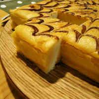 Sweet Potato (or Kabocha Squash) Cheesecake
