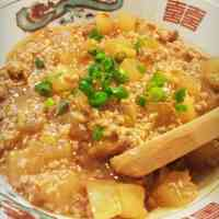 Recommended! Delicious! Mapo Daikon Radish