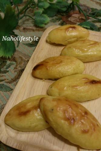 Smooth Sweet Potato Bites