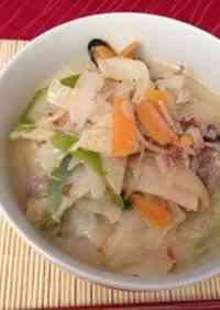 Homemade Champon~ Enjoy Chinese-style Noodles with Pasta Abroad