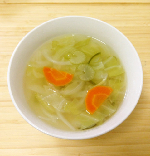 Basic Vegetable Soup