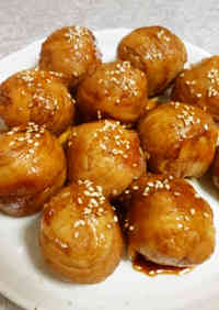Everybody's Favourite Roly Poly Meat-Wrapped Onigiri Rice Balls