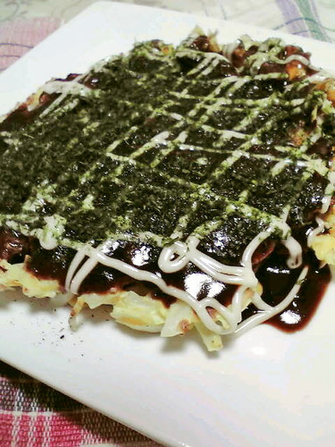 Really Simple! Quick and Easy Natto Okonomiyaki