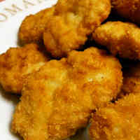 Simple Chicken Nuggets