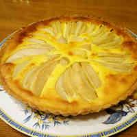 Tarte aux Poire (Pear Tart)