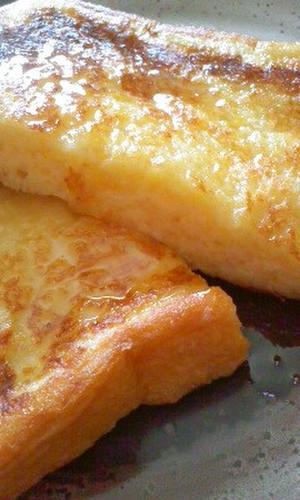 Fluffy Creamy French Toast