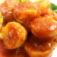 Authentic Shrimp with Chili Sauce in 15 Minutes