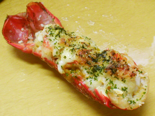 Osechi - Baked Japanese Lobster with Mayonnaise