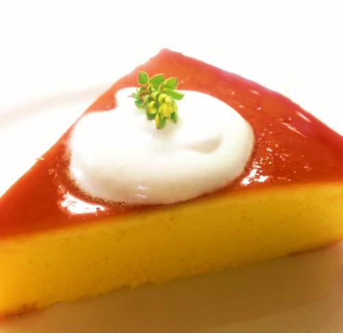 Delicious Kabocha Squash Pudding