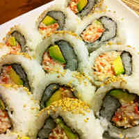 Crowd Pleasing California Rolls